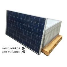 Placa solar policristalina JINKO 280W/24V plata 72 cél. Solar Eagle 5BusBar 1000V PV