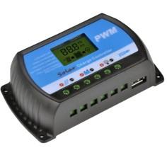 Regulador de carga PWM de...
