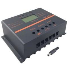Regulador SOLAR80 de carga...