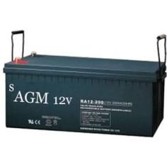 Batería solar AGM SOLAR...