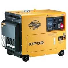Generador Kipor KDE6700TA3