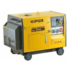 Generador Kipor KDE12000TA3