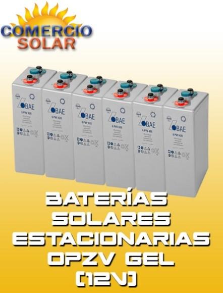Baterías solares de Litio BYD