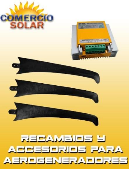 Accesorios para Baterías solares de Litio BYD
