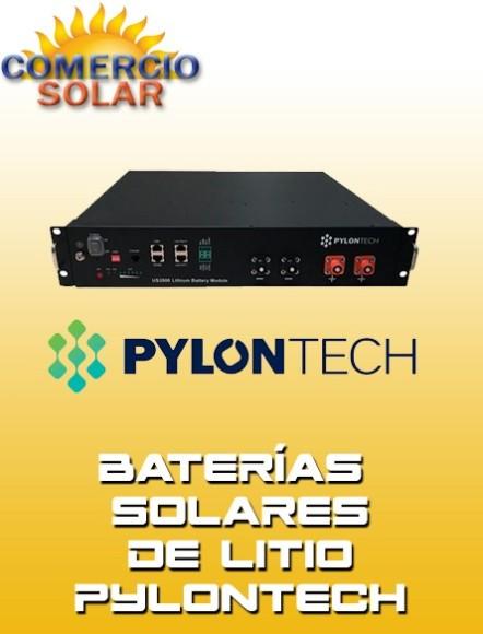 Accesorios para Baterías solares de Litio Fronius