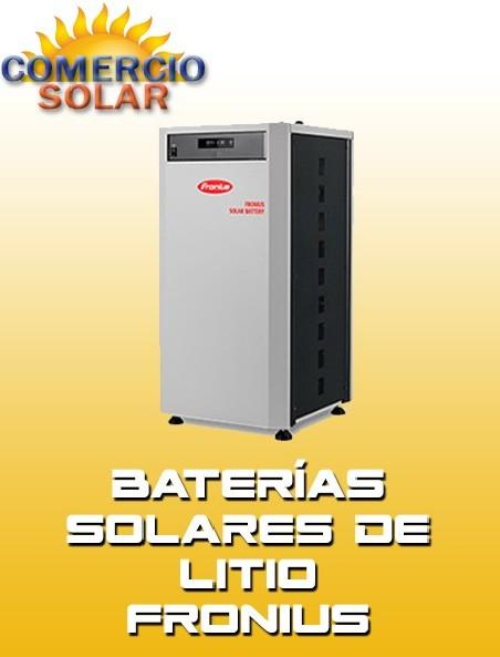 Baterías de Litio Solares Fronius