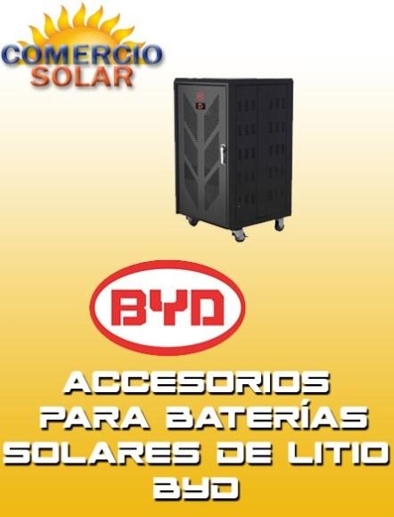 Pallet de placas solares 24V