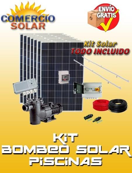 Kits Solares Piscinas