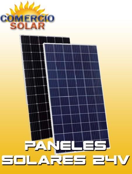 Paneles Solares de 24v