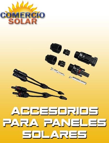 Accesorios para Paneles Solares