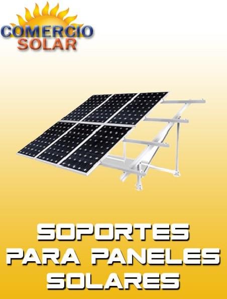 Soportes para Paneles Solares