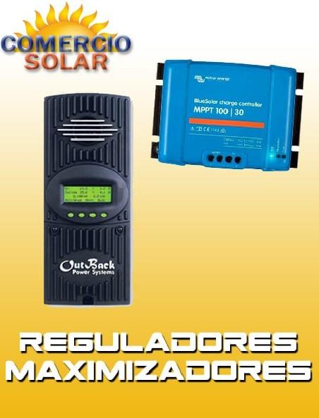 Reguladores de Carga Solar