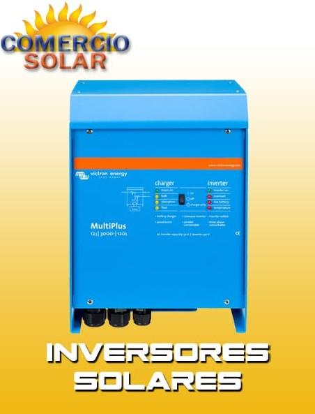 Inversores/Convertidores solares