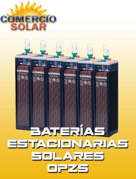 Baterías monoblock GEL