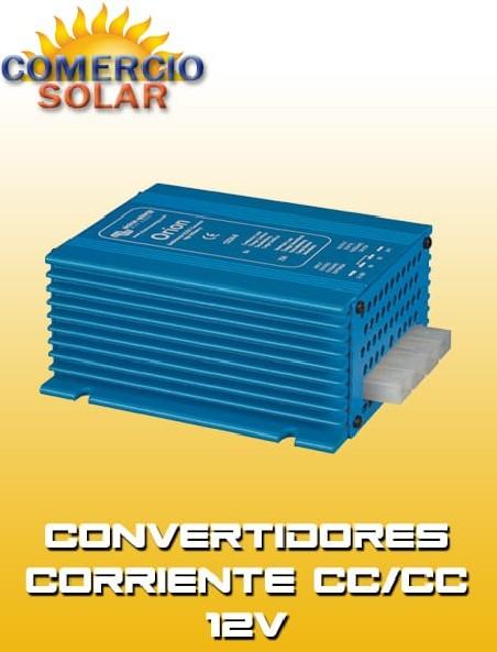 Convertidores Corriente CC/CC 12V