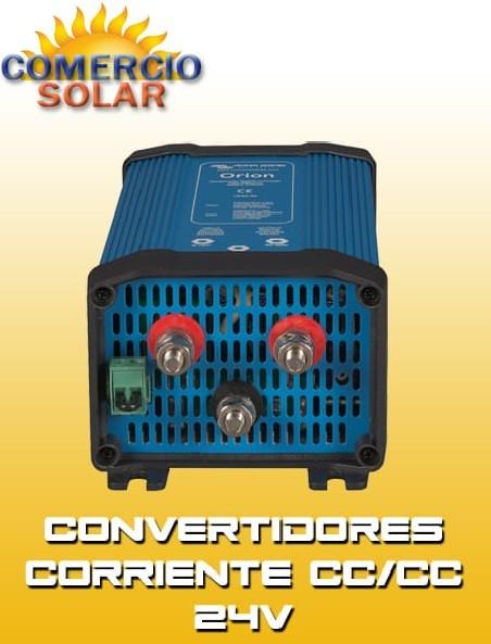 Convertidores Corriente CC/CC 24V