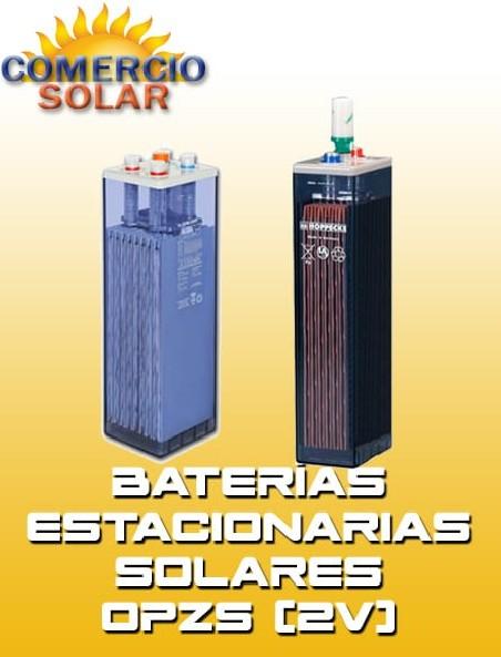 Baterias Estacionarias Solares OPZS 2V
